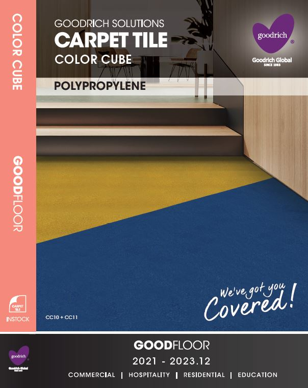Goodfloor Color Cube