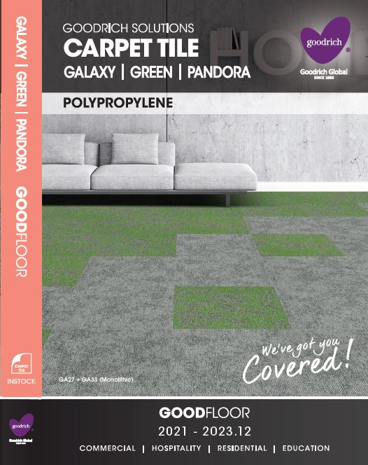 Goodfloor Galaxy/Green/Pandora