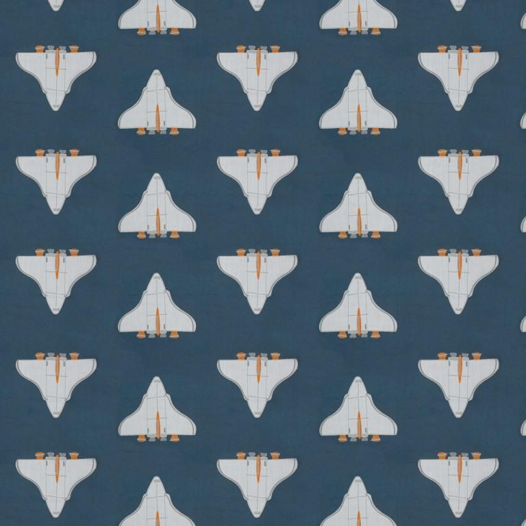 HLTF113547 Collection - Book of Little Treasures Fabric