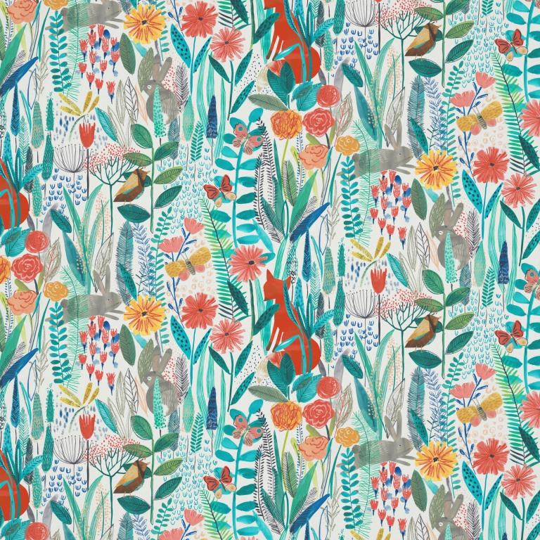 HLTF120938 Collection - Book of Little Treasures Fabric
