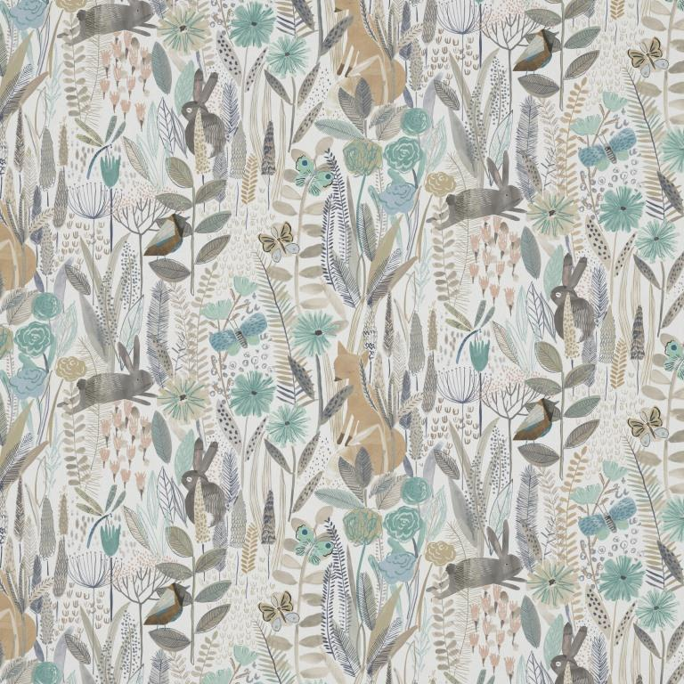HLTF120939 Collection - Book of Little Treasures Fabric