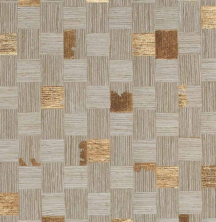6414 Collection - Gilded Accent & Grid
