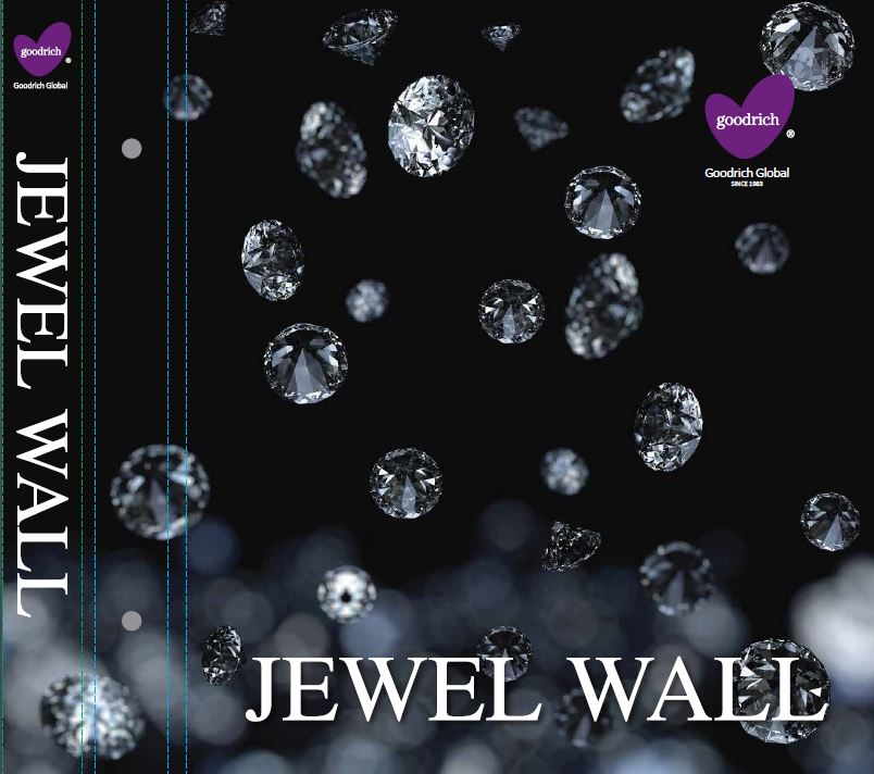Jewel Wall